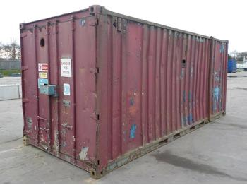 Swap body/ container 20' x 8' Container