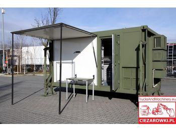 ARMPOL / Military container body / NEW / UNUSED / 2020 - swap body/ container