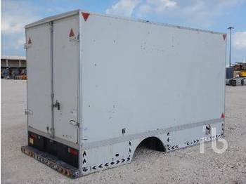 ATLAS 4300 mm Cargo Van Truck - swap body/ container