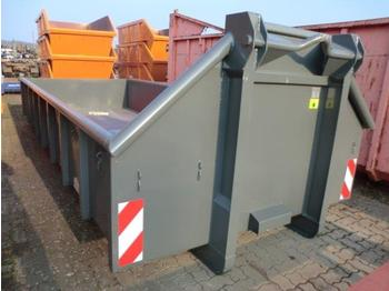 Swap body/ container Abrollcontainer Abrollcontainer, 10,4 cbm, Pendelklappe