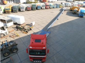 Swap body/ container Broshuis 4AOU 58//3 WING CARRIER