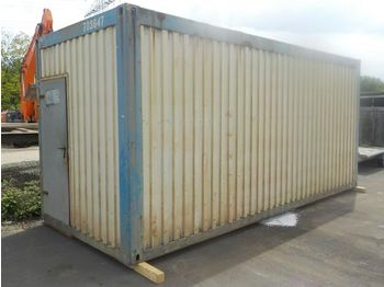 20Ft Office Container - construction container