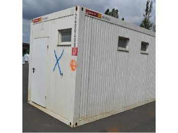 Container 2004 20Ft Welfare Container