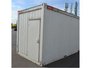 Container 20Ft Welfare Container