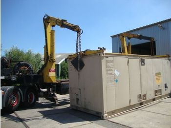 Container ABB WATER TREATMENT 20FOOT