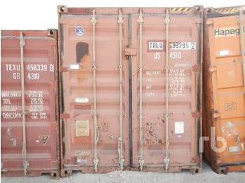 HYUNDAI PRECISION 40 Ft High Cube - container