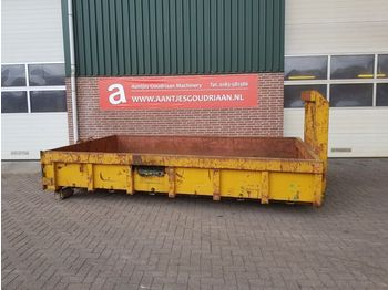 Container Haakarm Containerbak