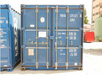 JIASHAN CX0920DGF 20 Ft - container