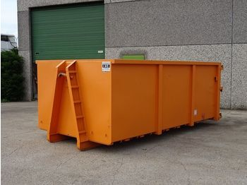 LOSSE CONTAINER VOLUME CONTAINER - container