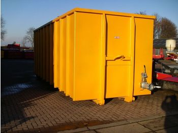 New Mest-slip-vloeistof containers - container
