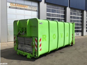 TRANSLIFT IES 20 NL zijlader container - container