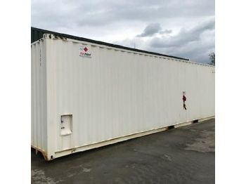Container Unused 36,000 Litre 40' Containerised Fuel Tank c/w 2 Electric Pumps, Digital Fuel Guage ( This Will Be Sold in Containers Section)