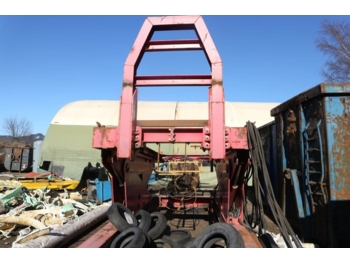 Swap body/ container Containerlifter med motor