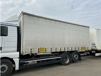 Curtainside swap body Krone BDF- Wechselbrücke 7,82Typ: WP7.7 L5S-CS