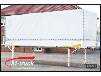 Curtainside swap body Krone WB 7,45 BDF Wechselbrücke, Bordwand, EDSCHA: picture 1