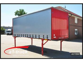 Curtainside swap body Krone WB 7,45 Code XL, VDI 2700 neue Plane