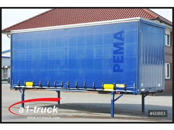 Curtainside swap body Krone WP 7.7 Jumbo BDF 7,82, Code XL