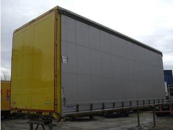 Curtainside swap body WALTHER Tautliner 7,45m