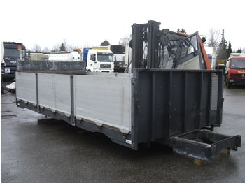 Dropside swap body Vincent fuer 6x2 Volvo