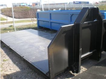 Flatbed swap body New () Vaihtolava kone metallipohja 13 tn