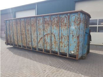 Swap body/ container Haakarm Containerbak