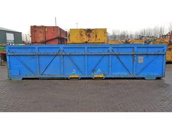 Αμάξωμα/ εμπορευματοκιβώτιο Opslag Container flat