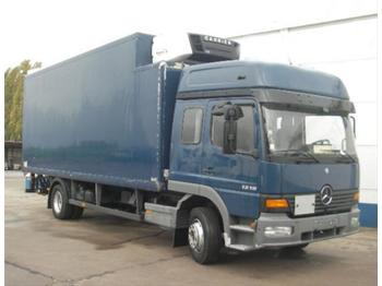 Refrigerator swap body Mercedes-Benz Atego 1218L 4x2 Standheizung/Klima/Tempomat: picture 1