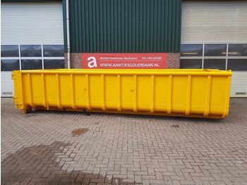 Roll-off container Haakarm container