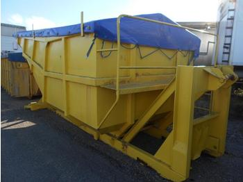 Roll-off container LAUMONIER