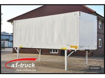 Swap body - box Krone 20 x WK 7,45, Textil, Zurrösen, Code XL, Doppels: picture 1