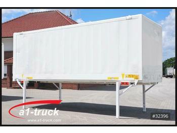 Swap body - box Krone WB BDF 7,45 Koffer, Code XL, Zurrösen,