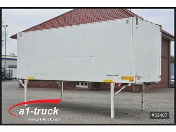 Swap body - box Krone WK 7,45, Code XL, Doppelstock,