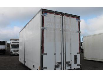 SKAB (Specialkarosser) Kyl/frys skåp  - swap body - box