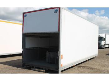 SKAB (Specialkarosser) Skåp  - swap body - box
