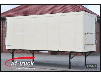Swap body - box Schmitz Cargobull WKO 7.45 FP80/45NB, stark isoliert,