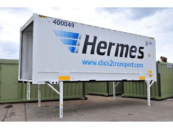 Κλειστά aμάξωμα THURSTON - Yorkshire Marine Containers SWB002: φωτογραφία 1
