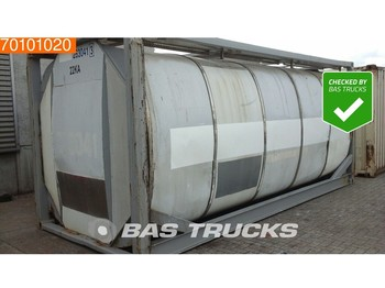 Van Hool 20Ft Tankcontainer IMO-2 26000Ltr 20ft - swap body - tank