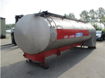 Swap body - tank WEDHOLMS 11000 LTR