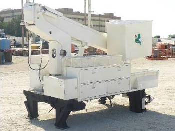 TADANO Bucket Truck - swap body/ container