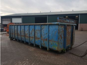 Haakarm Containerbak - tipper body