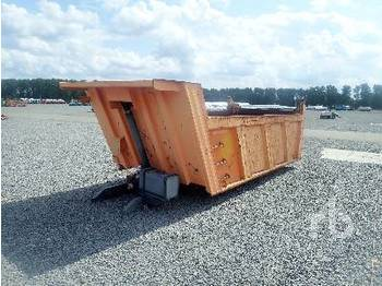 MEILLER Hydraulic - tipper body