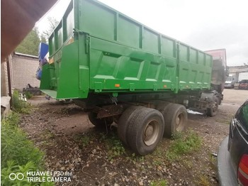 Meiller Kipper body trilateral - tipper body