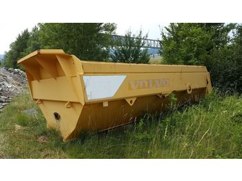 VOLVO A30D - tipper body