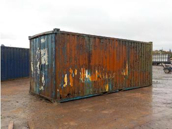 Swap body/ container Unused 20' Site Container