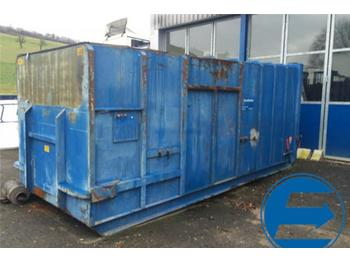 Swap body/ container / - WAGNER 15m3
