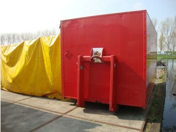 Swap body/ container brandweer container brandweer container brandweer container