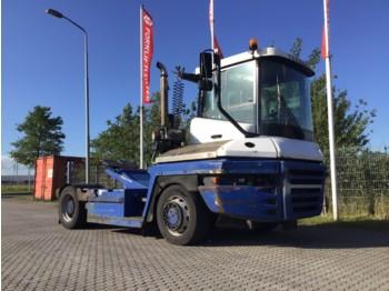 TERBERG RT223  - شاحنة نقل نصف مقطورة بالميناء