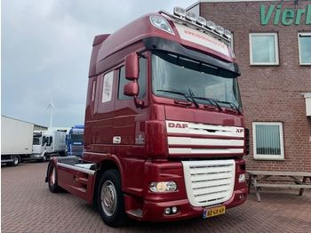 DAF FT XF105-410 SUPER SPACECAB HOLLAND TRUCK - tahač