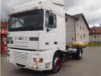 DAF XF 95.430 tractor unit - euro 2 - tahač