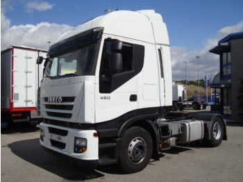 IVECO AS440S45 TP Stralis E4 (Tractor) - tahač